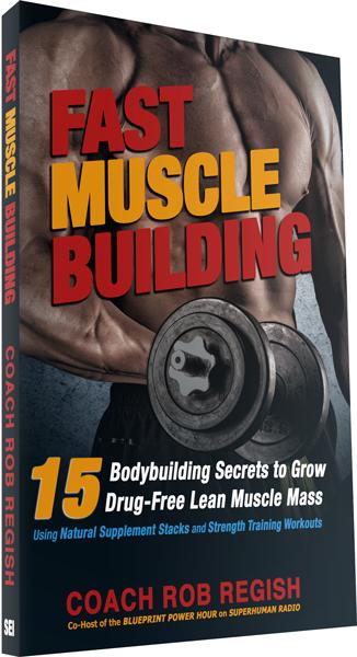 Fast muscle building book coahc rob regish malvernweather Choice Image